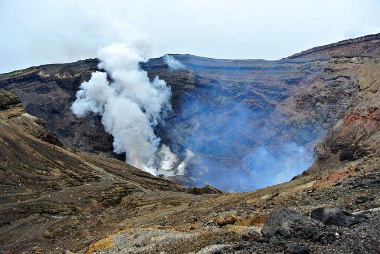 Вулкан Анкаратра - достопримечательности Мадагаскара