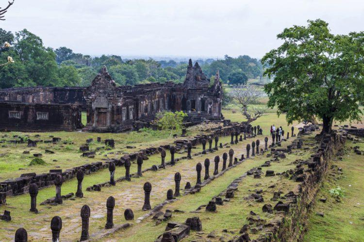 Руины Ват Пху - Что посмотреть в Лаосе