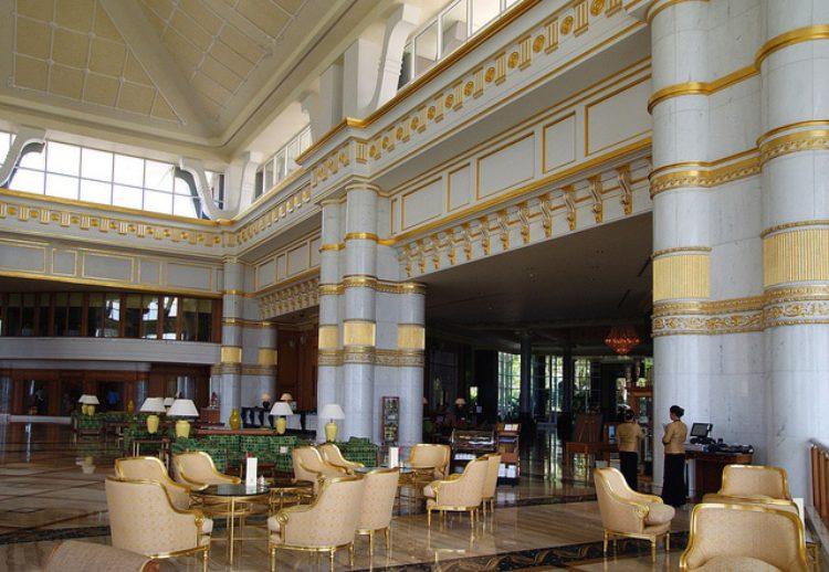Отель The Empire Hotel & Country Club - что посмотреть в Брунее