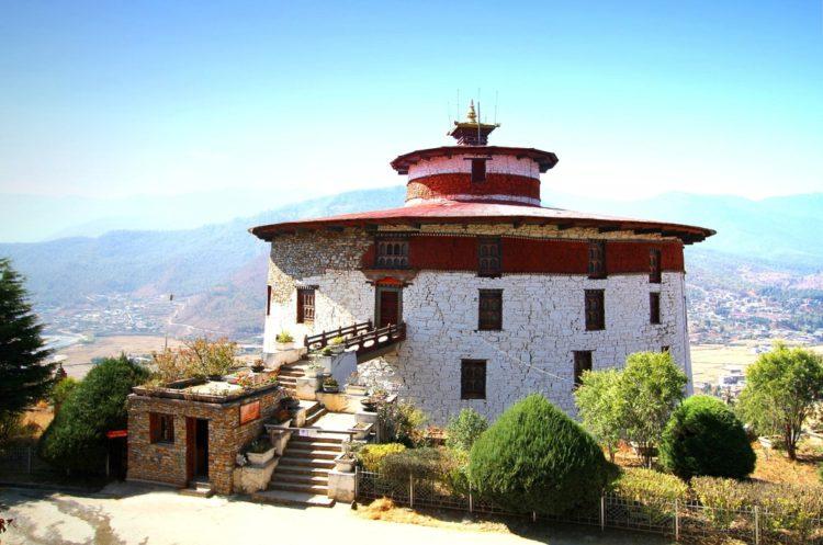 Национальный музей Бутана - Что посетить в Бутане