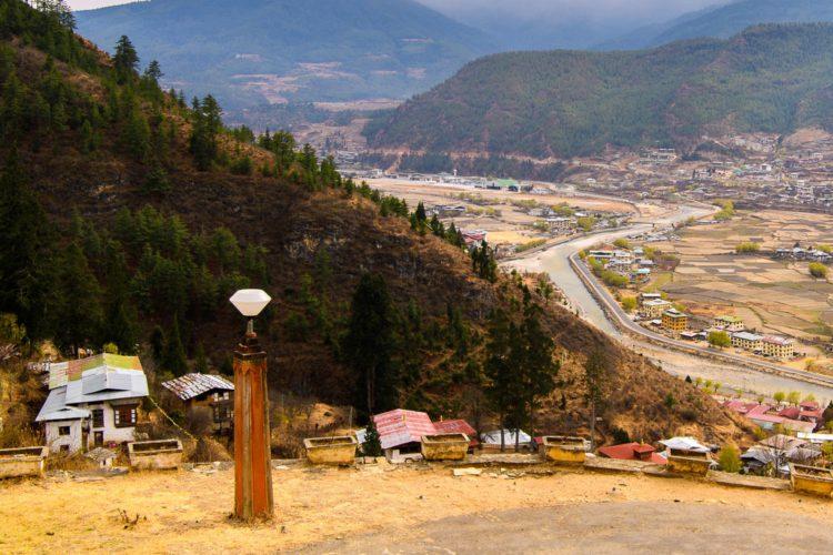 Город Паро - достопримечательности Бутана