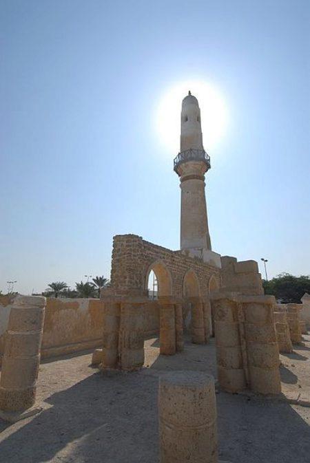 Мечеть Аль-Хамис - достопримечательности Бахрейна