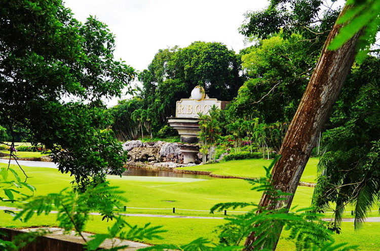 Джерудонг-Парк - достопримечательности Брунея