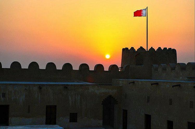 Форт Риффа в Бахрейне - достопримечательности Бахрейна