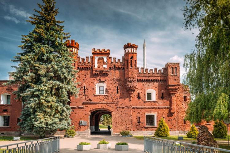 Брестская крепость - достопримечательности Бреста