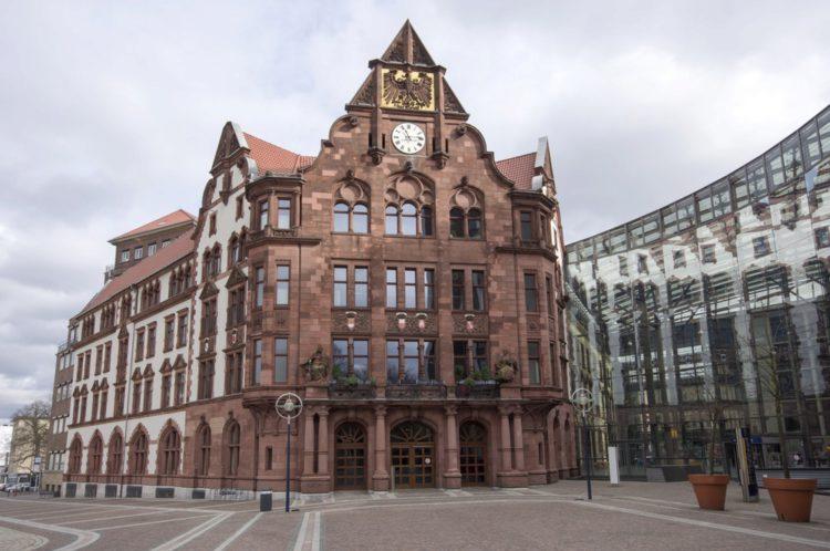 Старая ратуша - достопримечательности Дортмунда