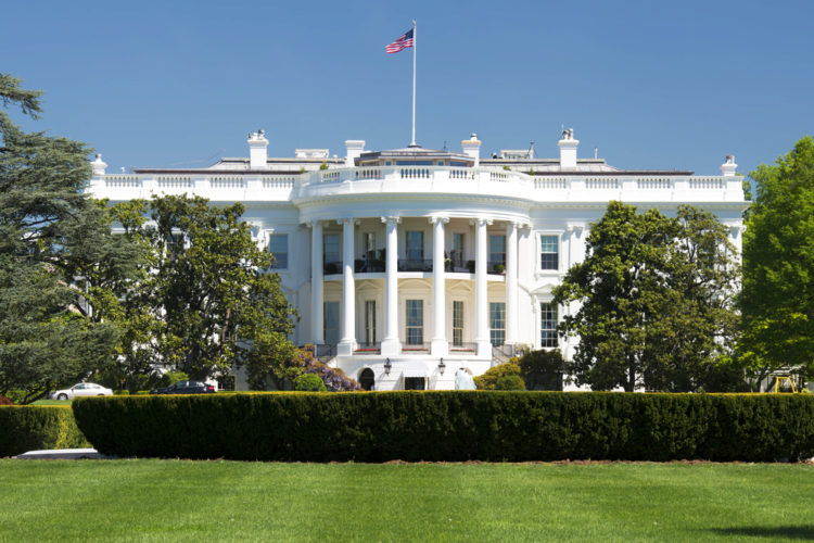Белый Дом - достопримечательности Вашингтона