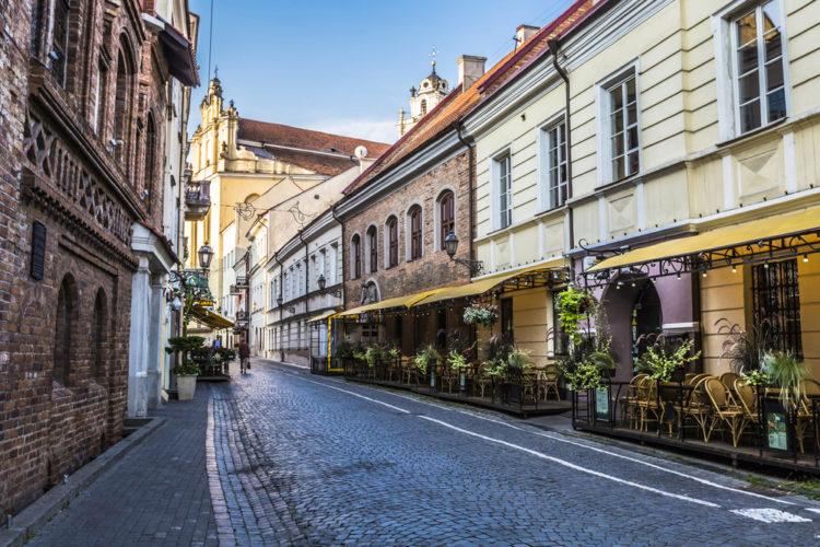 Старый город - достопримечательности Вильнюса