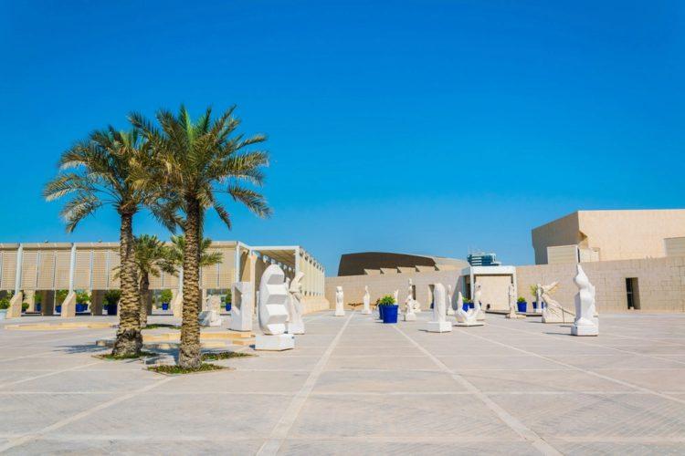 Национальный музей Бахрейна - достопримечательности Бахрейна