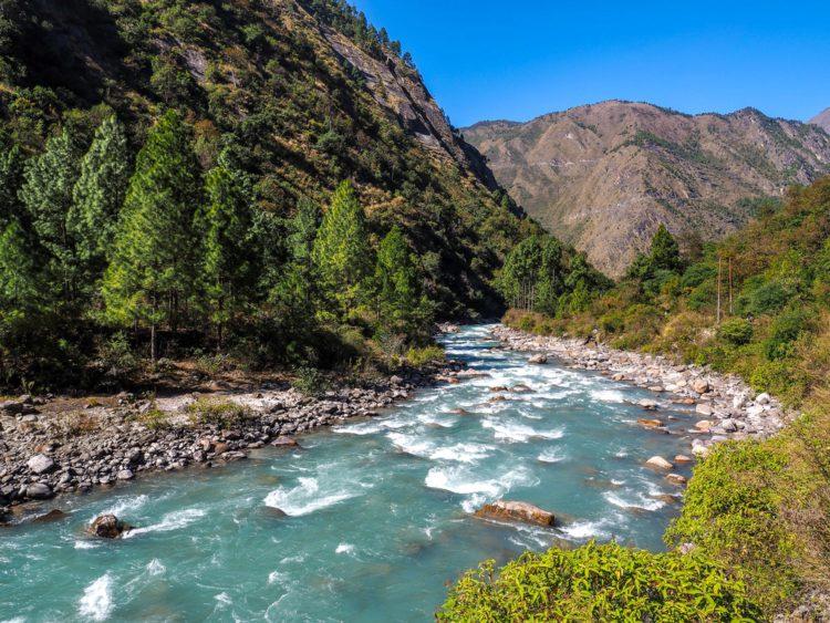 Национальный парк Сагарматха - достопримечательности Непала