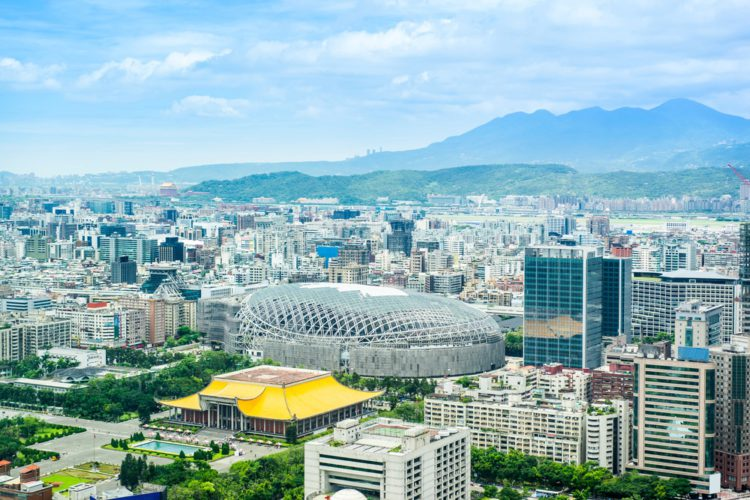 Национальный стадион Гаосюна - достопримечательности Тайваня
