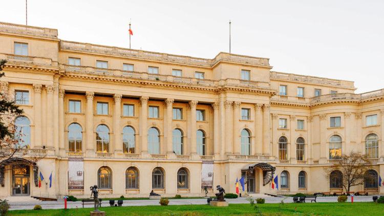 Национальный музей искусств Румынии - достопримечательности Бухареста
