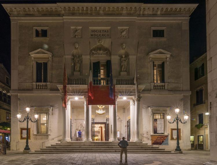 Театр Ла Фениче - достопримечательности Венеции