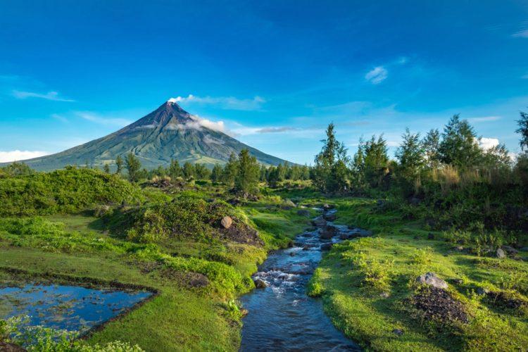 Вулкан Майон - достопримечательности Филиппин