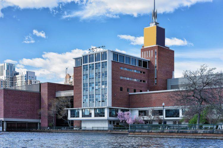 Музей науки - достопримечательности Бостона