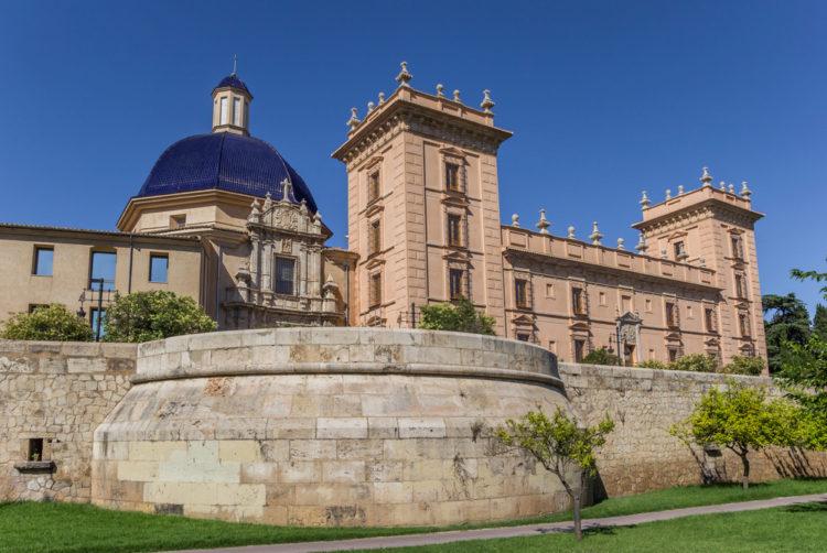 Музей изящных искусств Валенсии - достопримечательности Валенсии