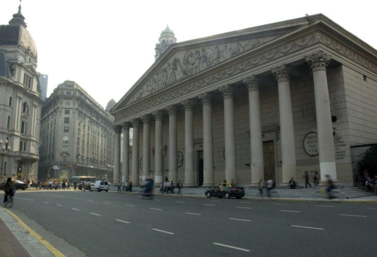 Кафедральный собор Буэнос-Айреса - достопримечательности Буэнос-Айреса
