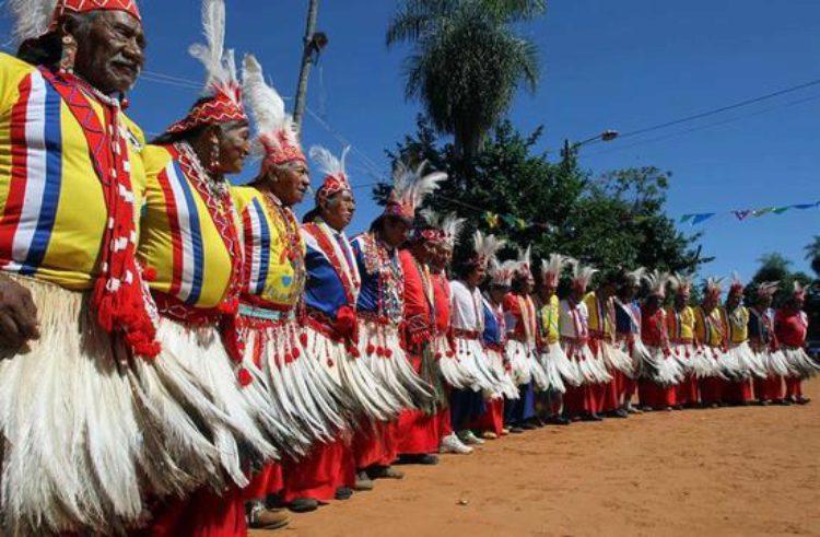 Деревня Мака - достопримечательности Парагвая