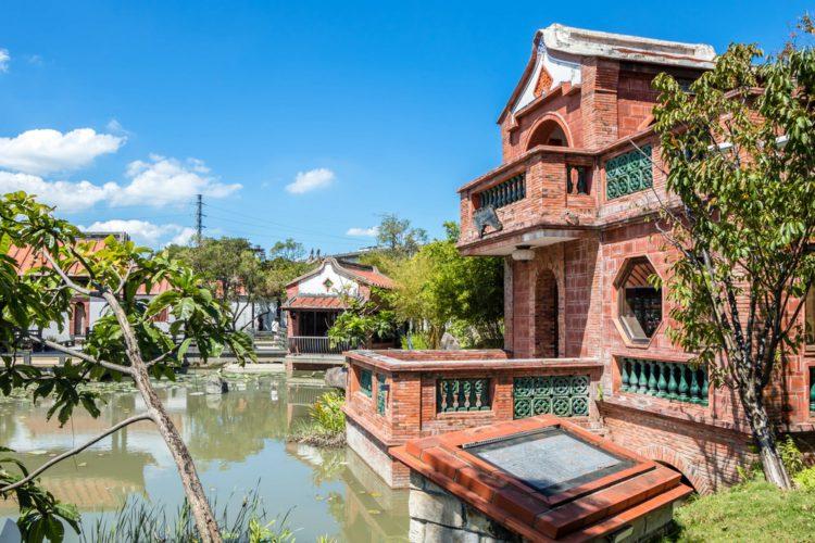 Ферма Лин Антай - достопримечательности Тайваня