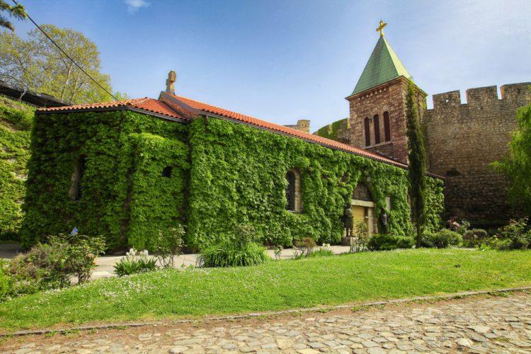 Церковь Ружица - достопримечательности Белграда
