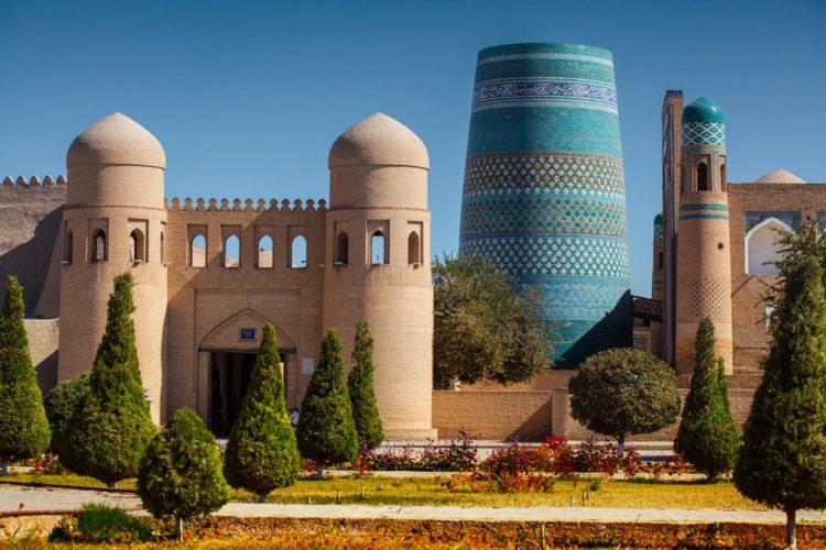 Лучшие места Узбекистана