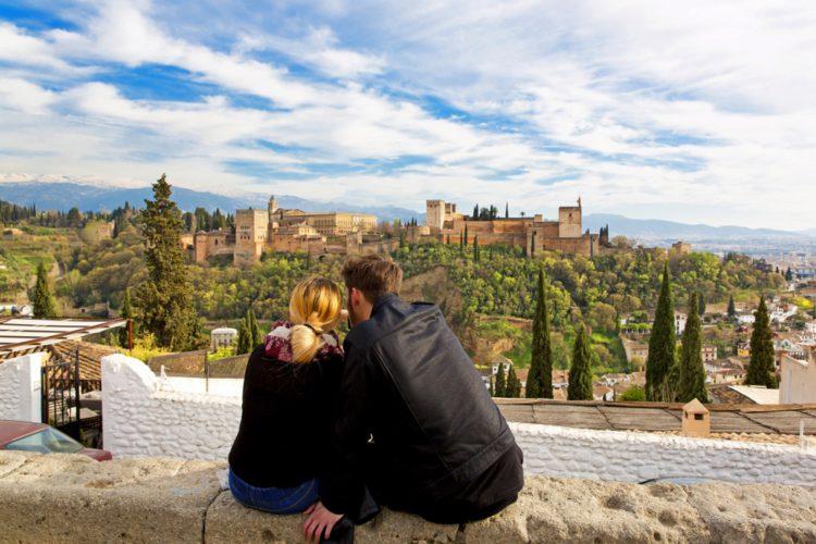 Смотровая площадка Мирадор-де-Сан-Николас - Что посмотреть в Гранаде