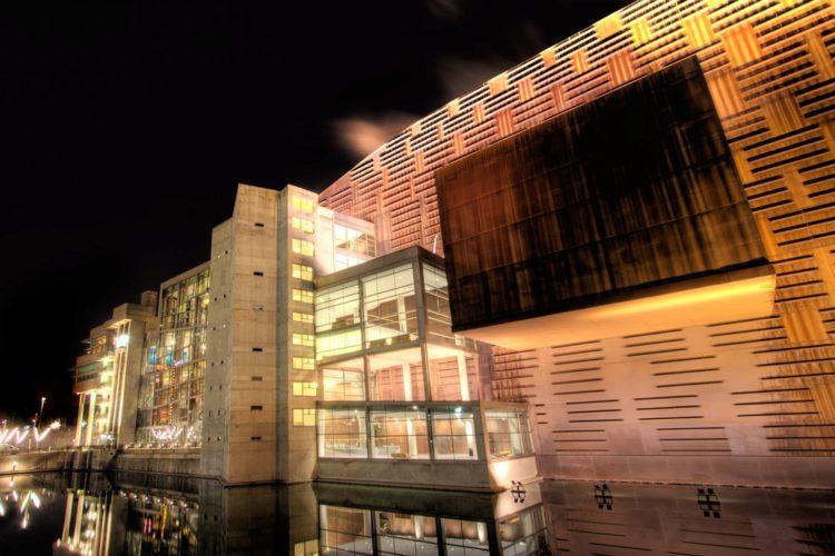 Дворец Эускальдуна - достопримечательности Бильбао
