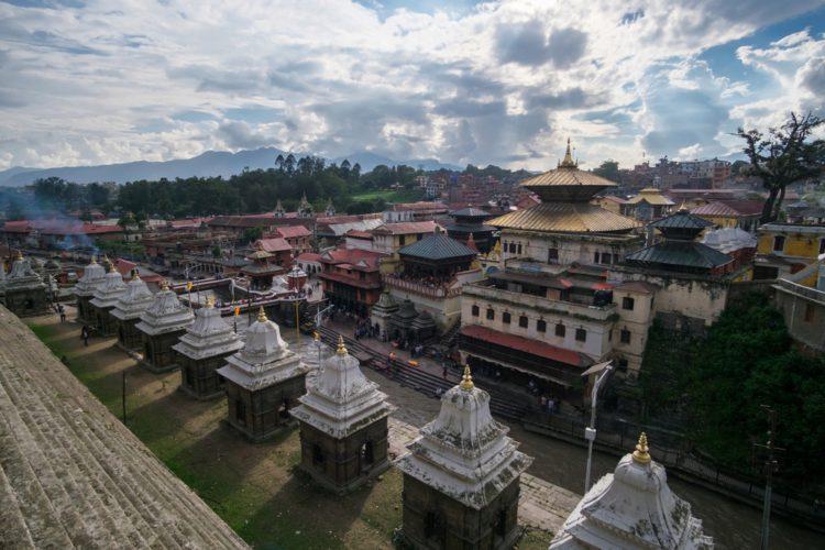 Храм Пашупатинатх - достопримечательности Непала