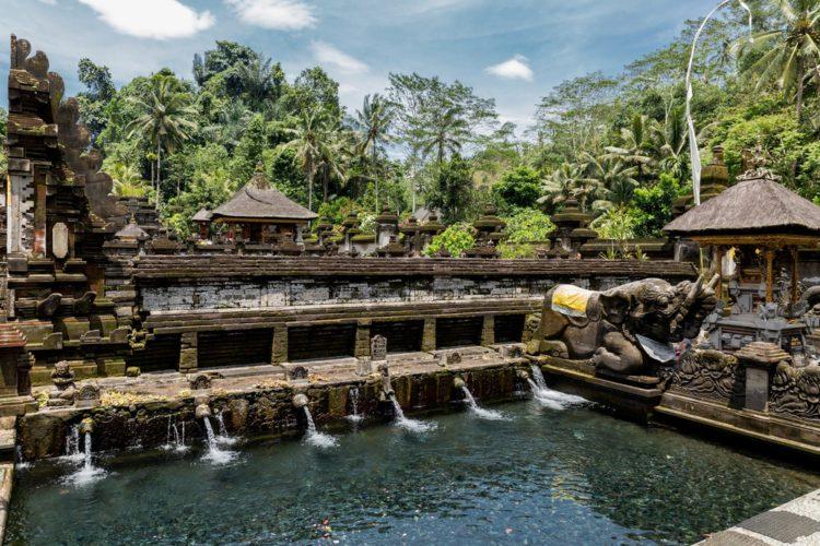 Храм Тирта Эмпул - достопримечательности Бали