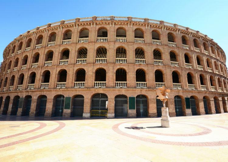 Пласа де Торос (арена для корриды) - достопримечательности Валенсии