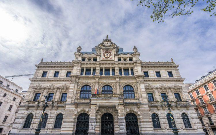 Дворец Совета провинции Бискайя - достопримечательности Бильбао