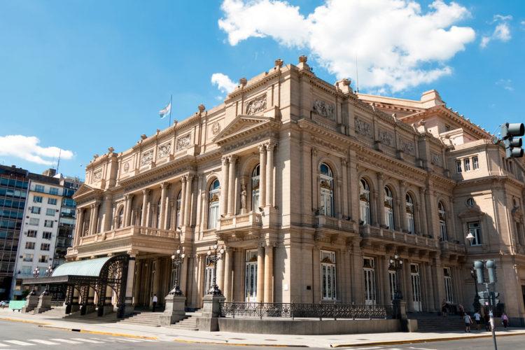 Театр «Колон» - достопримечательности Буэнос-Айреса