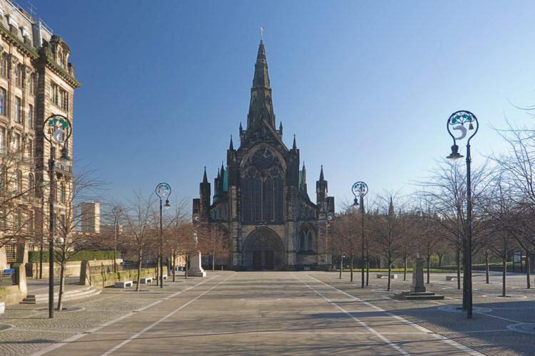 Кафедральный собор Глазго - достопримечательности Глазко