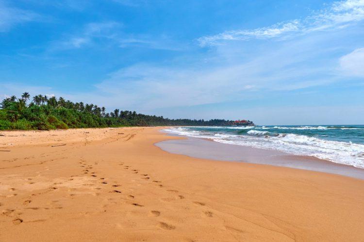Пляжи Бентоты - достопримечательности Шри-Ланки