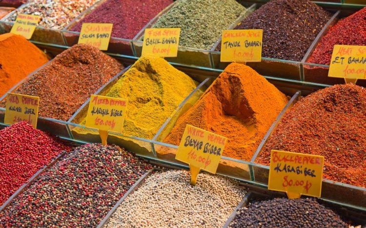 Рынок специй - достопримечательности Дубая