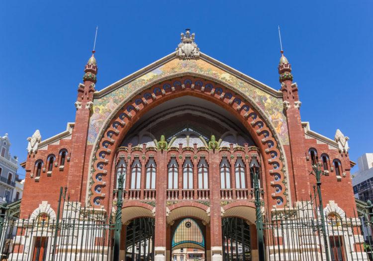 Рынок Колумба - Что посмотреть в Валенсии