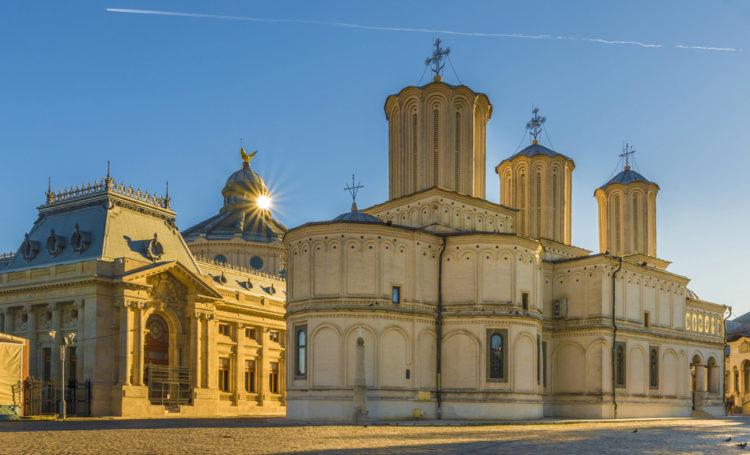 Патриарший собор - достопримечательности Бухареста