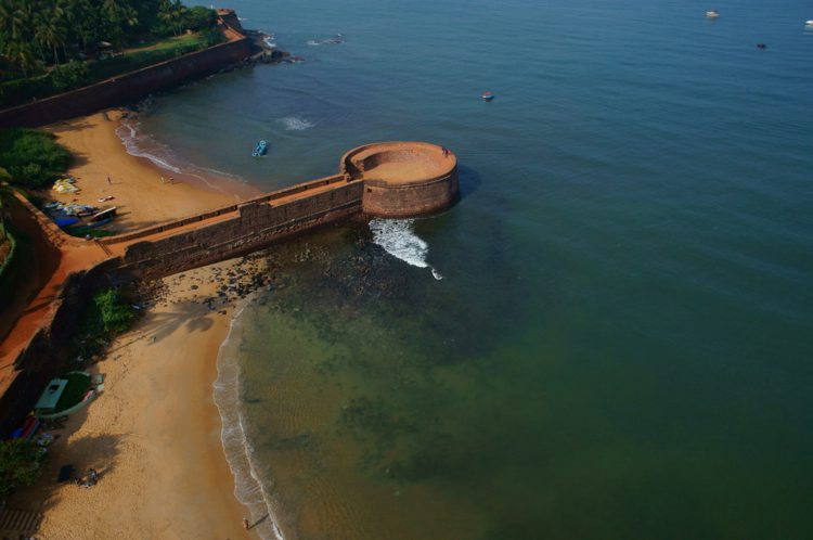 Форт Агуада - достопримечательномти Гоа