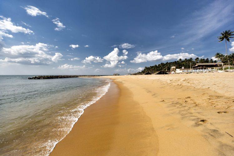 Пляж Негомбо - достопримечательности Шри-Ланки