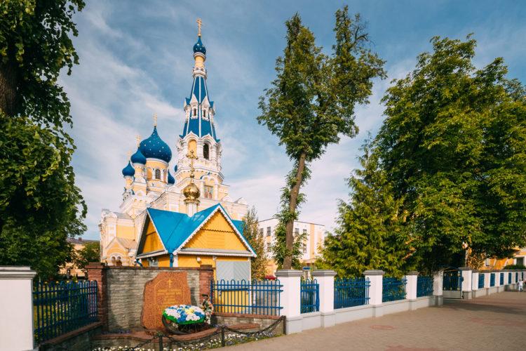 Свято-Николаевская братская церковь - достопримечательности Бреста