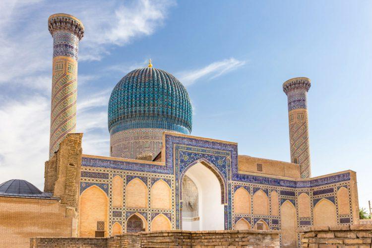 Гур-Эмир (Мавзолей Тамерлана) - достопримечательности Узбекистана