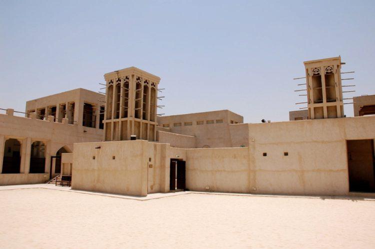 Дом-дворец шейха Саида - достопримечательности Дубая