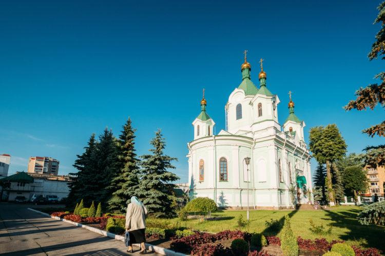 Свято-Симеоновский собор - достопримечательности Бреста