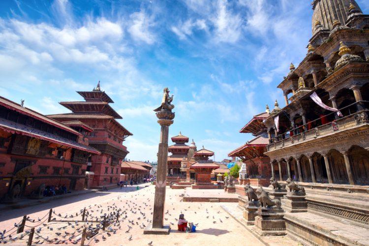 Площадь Дурбар (Катманду) - достопримечательности Непала