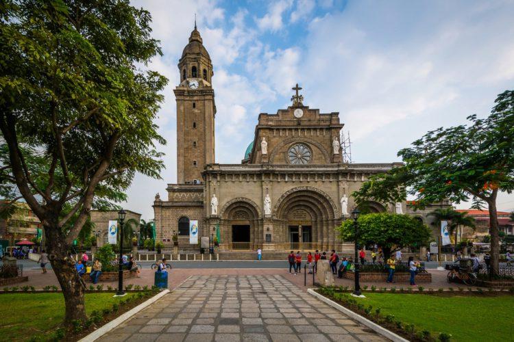 Район Интрамурос - достопримечательности Филиппин