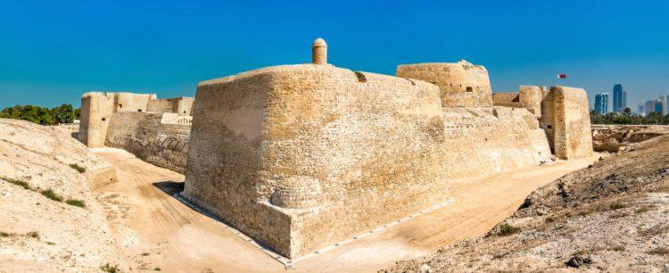 Калат-аль-Бахрейн - длстопримечательности Бахрейна