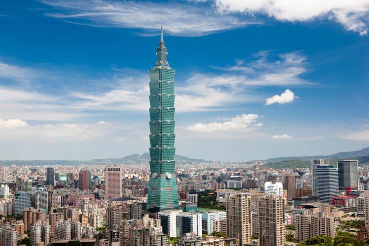 Небоскреб Тайбэй 101 - достопримечательности Тайваня