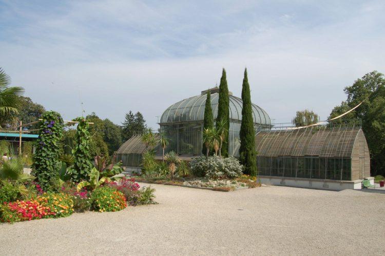 Ботанический сад Женевы - достопримечательности Женевы
