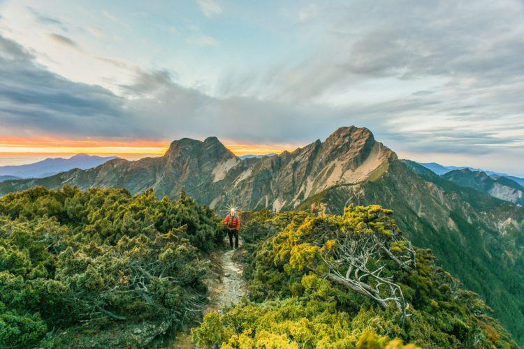 Гора Юйшань - достопримечательности Тайваня