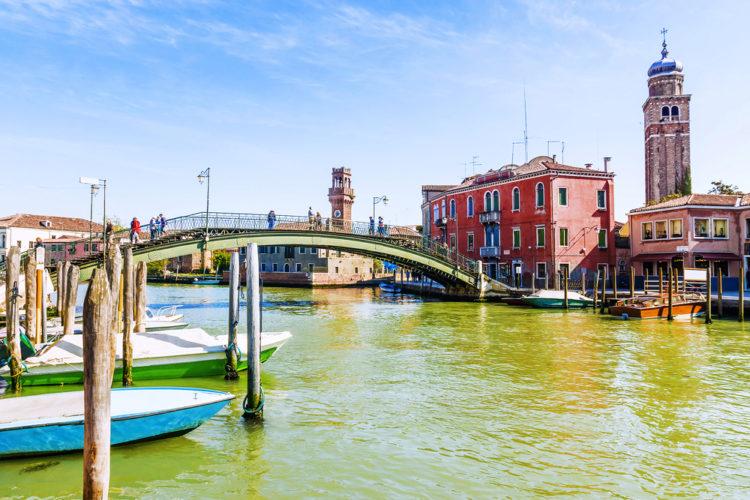 Остров Мурано - достопримечательности Венеции